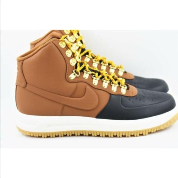 98d1de7d1bc23 Nike Lunar Force 1 Duckboot High Mens MulSize Shoe